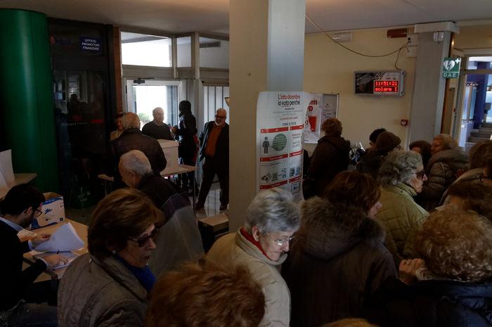 Primarie Pd 8 dicembre 2013 (Rafotocronaca-Fiorentini)