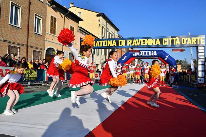 Maratona di Ravenna 2019 (foto Massimo Argnani)